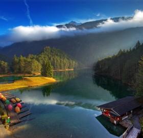 a day outside, tyrol, austria