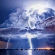 furious power of the nature