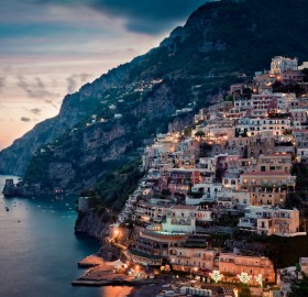 The Beauty of Positano, Italy
