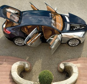 luxurious bugatti 16C galibier