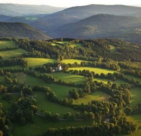 bohemian forest, czech republic