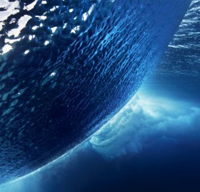 different angle of wave