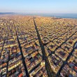 barcelona from above