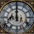 cleaning big ben clock