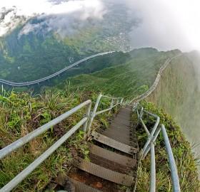 stairway to heaven, island of oahu