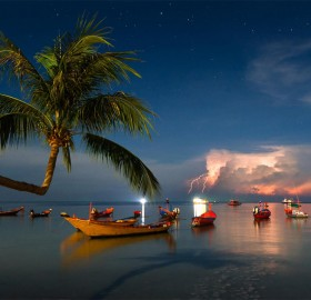 thailand in the storm
