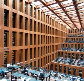 university of berlin library
