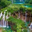 waterfalls of plitvice lakes, croatia