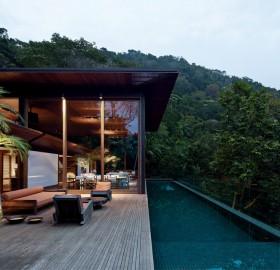 modern house in sao paulo, brazil