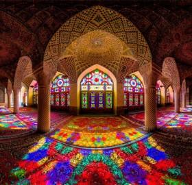 nasir al-Mulk mosque, iran