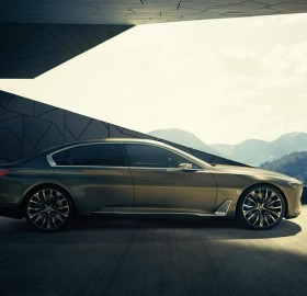 BMW`s luxury design