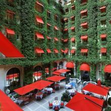 green hotel plaza athenee, france