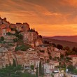 lovely gordes village, southeastern france