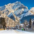 the glorious canadian rockies