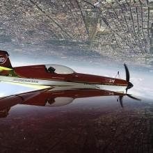 airplane selfie, air show budapest