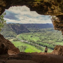 window cave, puerto rico