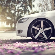BMW 3 series beauty