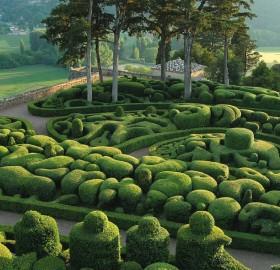 gardens of marqueyssac, france