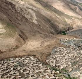 abi barak village, afghanistan