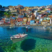 this is parga, greece