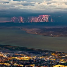 when storm approaches utah