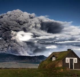 icelandic volcano eruption