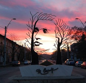 sculpture in romania