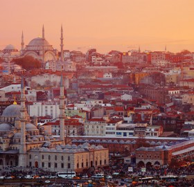 wonderful istanbul, turkey