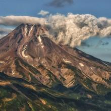 Extinct Vilyuchinsk Volcano, Russia