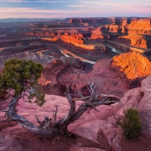 Dead Horse Point Canyon, Arizona