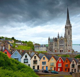 Beautiful City Of Cork, Ireland