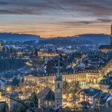 Magical Bern, Switzerland