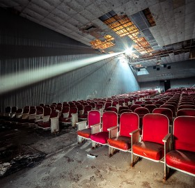 Abandoned Cinema, Ohio