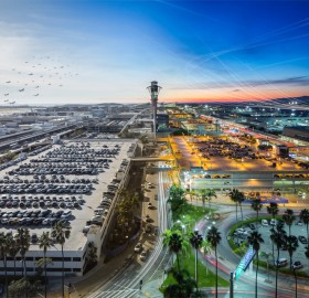 Full Day At Los Angeles Airport LAX