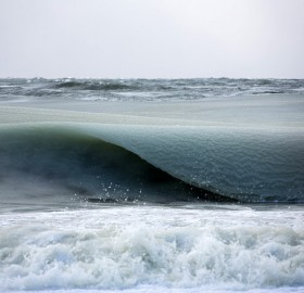 Giant Frozen Waves, Nantucket