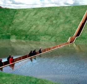 Moses Bridge, Holland