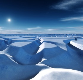North Pole Textures