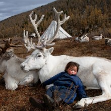 Living With Raindeers, Mongolia