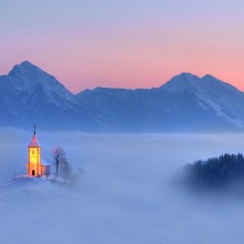 Church In The Clouds, Slovenia