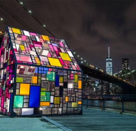 Glass House, Brooklyn, New York