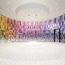 Modern Wedding Chapel In China