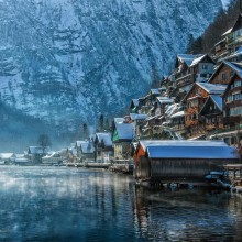Most Beautiful Village In Austria, Hallstatt