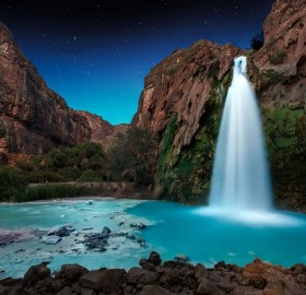 Havasu Fall, Grand Canyon