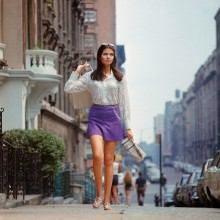 Woman Of New York, Summer 1969