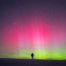 Experiencing Aurora Borealis