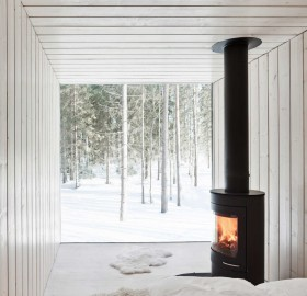 Modern Cabin Room With A View, Finland