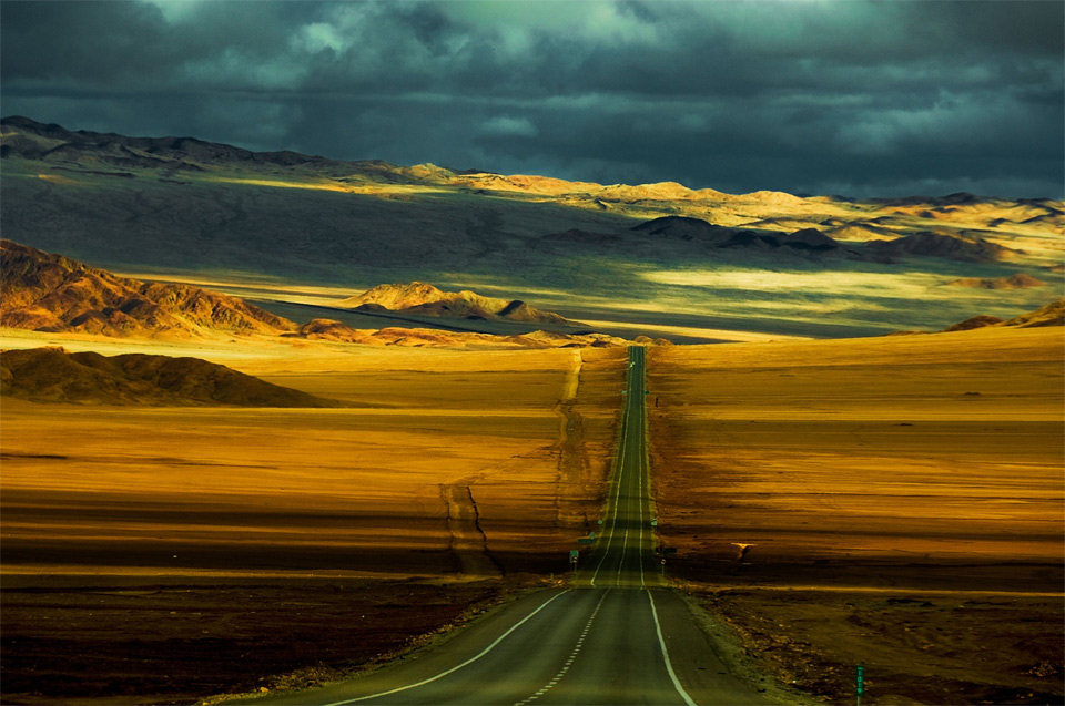driving the pan american highway