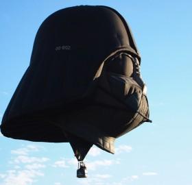 darth vader balloon