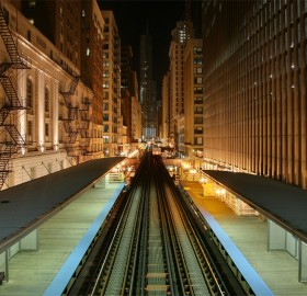 north chicago train station