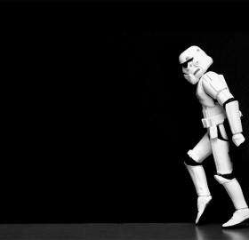stormtrooper moonwalking